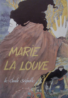 affiche pour adaptation théâtrale du roman par l'UCPS