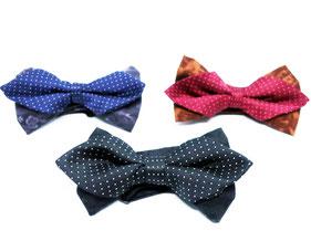 accessoires de mode hommes Lyon, noeud papillon, soie,