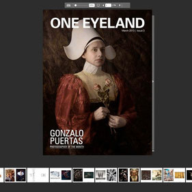 ONE EYELAND MAGAZINE Nº3