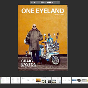 ONE EYELAND MAGAZINE Nº4