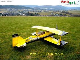 PittS PYTHON 50E von Bernd Olschak