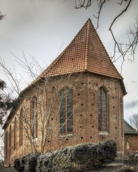 Kirche St. Maria in Voigdehagen