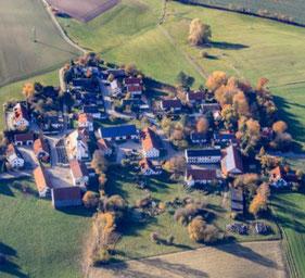 Dorfkirche in Airischwand, © Schulz | Boedecker