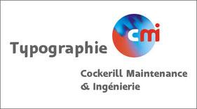 Typographie Cmi