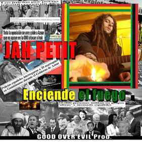 reggae enciende el fuego jah petit