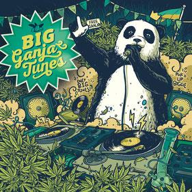 big ganja tunes reggae