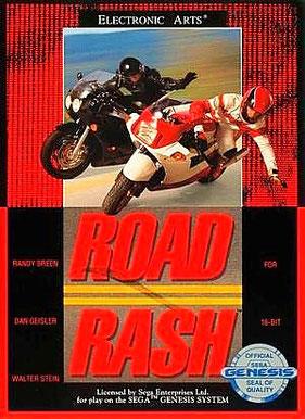 Motorrad Spiele Klassiker: Road Rash