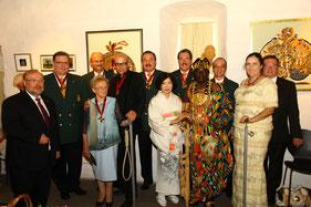 90. Geburtstag; Charity Gala und Verdienstordenverleihung an einem Tag