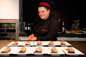 Personal chef with international experience