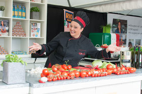 Showcooking, presentations and events