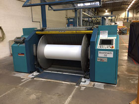 Used Machines For The Production Of Tufted Carpet Lcm