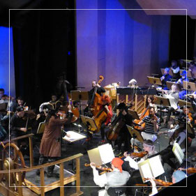 Sinfonisches Faschingskonzert / Lohorchester Sondershausen / kai Tietje