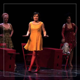 Sweet Charity / Staatstheater Nürnberg / Kai Tietje