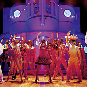 Ich war noch niemals in New York / Raimund-Theater Wien / Kai Tietje