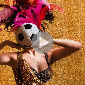 Roxy und ihr Fußballteam / Komische Oper Berlin / Kai Tietje