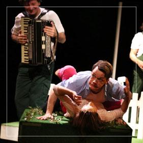 Babytalk / Landestheater Linz / Kai Tietje