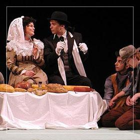 Die Dreigroschen-Oper / Theater Nordhausen / Kai Tietje