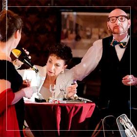 Eine kleine Sehnsucht / Staatsoper Unter den Linden / Café Keese / Kai Tietje