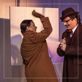 Der Mann, der seine Frau mit einem Hut verwechselte / Theater Nordhausen / Kai Tietje