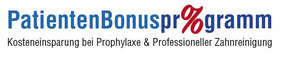 Logo PatientenBonusprogramm