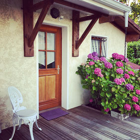 Quiet terrace Sanguinet