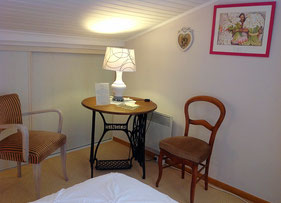 Chambre cosy Biscarrosse