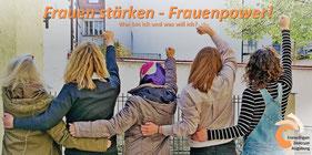 Freiwilligen-Zentrum Augsburg - Frauen stärken – Frauenpower