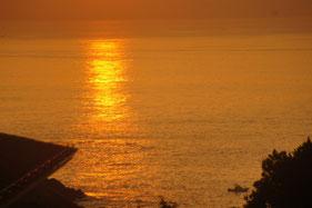 太平洋の日の出