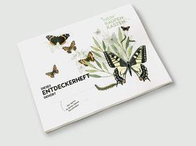 Schmetterling-Entdeckerheft für die Schule