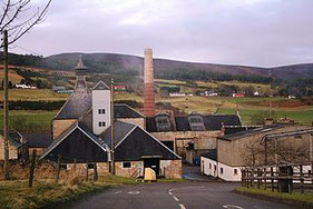 Brora in den Highlands
