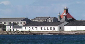 Port Ellen auf Islay