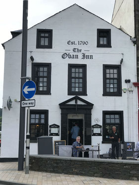The Oban Inn von 1790