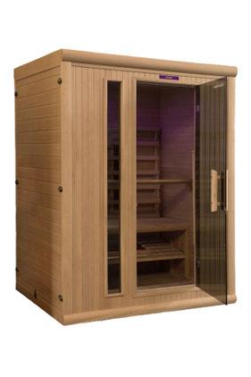 Aparte infrarood Sauna