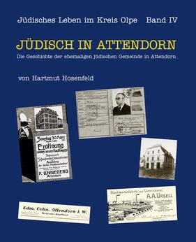 Cover des Buches Jüdisch in Attendorn