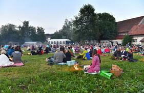 Sommertreffen 2018 Abendagnihotra