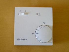 Thermostat mit oder ohne Kontrollleuchte