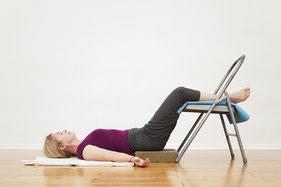 Susanne Schütte-Steinig Iyengar Yoga für Firmen Schwabing