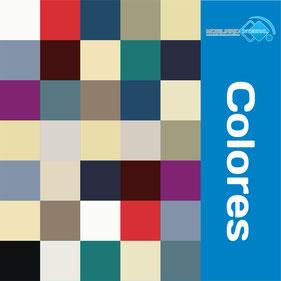 Muebles para laboratorio colores