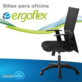 Sillas para oficina, sillas para oficina en Querétaro, sillas ergoflex