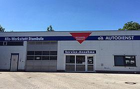 Autofit Werkstatt Stambula
