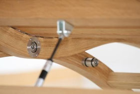 Holz-Schmankerl-Ergonomische-Liege-Wellnessliege-Relaxliege-Technik