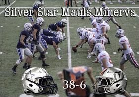 Silver Star Mauls Minerva