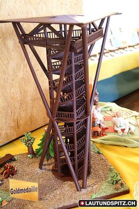Wiler Turm von Celine Mösli:Bestes Schaustück 2009