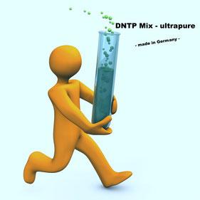 dntp mix solution 10 mM each - DNTP Mischung datp, dgtp, dctp und dTTP