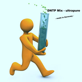 dntp mix solution 10 mM each - DNTP Mischung datp, dgtp, dctp und dTTP