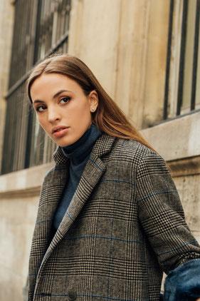 julia vidal, silent models, paris montmartre, icemecri, shooting paris