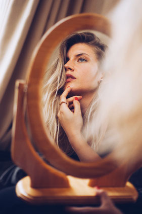natalie schou standal, norwegian model, norvège, paris, beauty shoot, icemecri