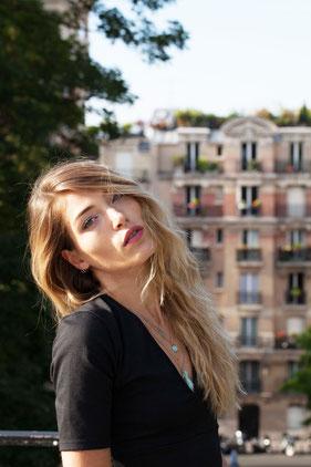 julia vidal, silent paris, shooting paris, icemecri, paris photographer, montmartre paris