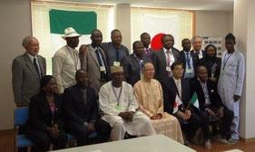 ナイジェリア自動車リサイクル管理者研修2013