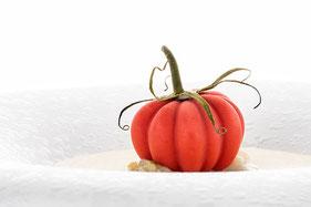 Gastronomie, Silikomart, Tomate, Mais, Peperoni, Carotte, feuille, Restaurant, gastro, naturae, cuisine, küche, tomaten, gemüsen